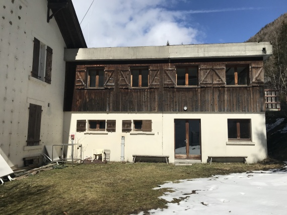 vente appartement VALLORCINE 3 pieces, 80m